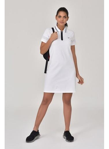 Bilcee Elbise Beyaz